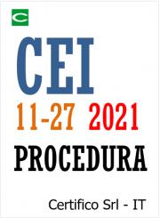 Lavori su impianti elettrici: Procedura organizzativa CEI 11-27