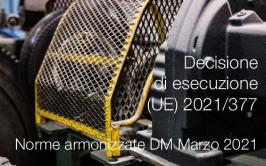 Decisione di esecuzione (UE) 2021/377