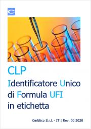 CLP: l'Identificatore Unico di Formula UFI in etichetta