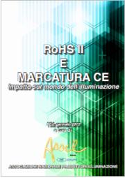 RoHS 2 e marcatura CE. Impatto sul mondo dell'illuminazione