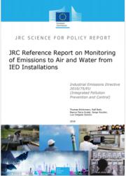 Rapporto JRC monitoraggio impianti IED