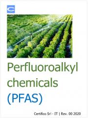 Perfluoroalkyl chemicals (PFAS)