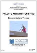 Documentazione Tecnica EN 795 Paletto