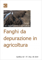 Fanghi da depurazione in agricoltura