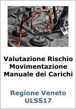 Rischio movimentazione manuale dei carichi AULSS Veneto