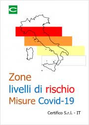 Zone livelli di rischio / Misure Covid-19