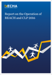 Report on the Operation of REACH and CLP 2016