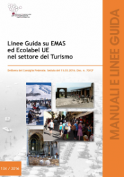 Linee guida su EMAS ed Ecolabel UE nel settore del turismo
