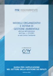 Linee Guida MOG gestione dei rifiuti del D.Lgs. 231/2001 | FISE