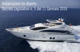 Decreto Legislativo n. 5 del 11 gennaio 2016