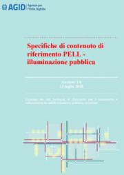 Specifiche PELL - Illuminazione pubblica