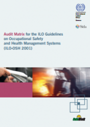 Audit Matrix for the ILO Guidelines on Occupational Safety and Health Management Systems (ILO-OSH 2001)