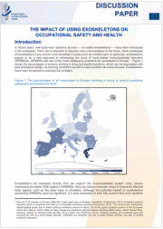 Uso degli esoscheletri e sicurezza e salute sul lavoro