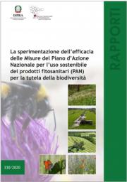 Sperimentazione efficacia Misure del PAN per la tutela della biodiversità