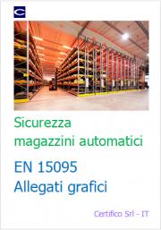 Sicurezza magazzini automatici EN 15095