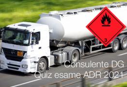 Consulente DG: Quiz esame ADR 2021