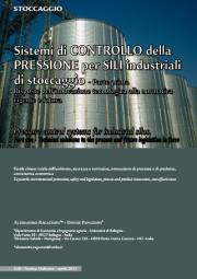 Sistemi di CONTROLLO della PRESSIONE per SILI industriali di stoccaggio