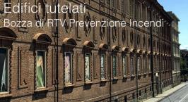 Bozza di RTV edifici tutelati
