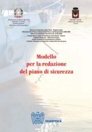 Modello redazione piano di sicurezza lavoratori marittimi