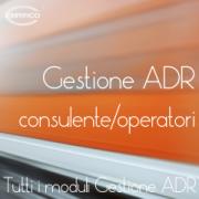 Certifico Gestione ADR Consulente/Operatori Ed. 2019