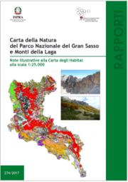 Carta della Natura del Parco Nazionale del Gran Sasso e Monti della Laga