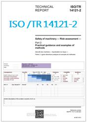 ISO/TR 14121-2 -  Guida pratica ed esempi di metodi di Valutazione del Rischio - Estratto p.6.5