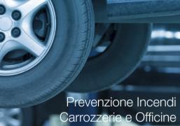 Prevenzione Incendi carrozzerie e officine autoveicoli