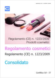 Regolamento (CE) 1223/2009