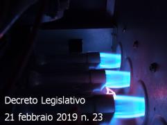 Decreto Legislativo 21 febbraio 2019 n. 23