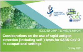 Use of rapid antigen detection tests for SARS-CoV-2 in occupational settings