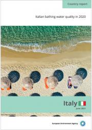 Rapporto EEA sulle acque di balneazione in Italia 2020