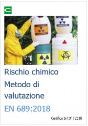 Rischio chimico: metodo di valutazione EN 689:2018