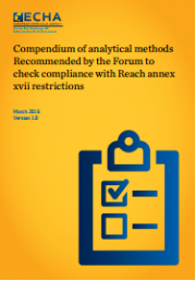 Compendium on analytical methods