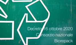 Decreto 16 ottobre 2020