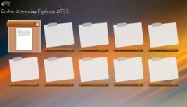 Rischio Atmosfere Explosive ATEX: Raccolta Documenti 2015