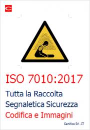 ISO 7010 Raccolta Segnaletica sicurezza - Ed. 2017