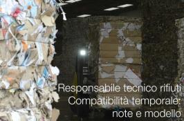 Responsabile tecnico rifiuti e