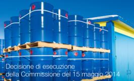 Decisione di esecuzione della Commissione del 15 maggio 2014