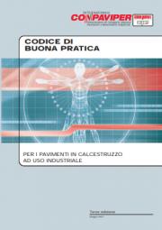 Codice di Buona Pratica pavimenti in calcerstruzzo uso industriale