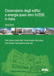 Osservatorio edifici a energia quasi zero (nZEB) in Italia  2016-2018