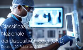 Decreto 20 febbraio 2007 | Classificazione Nazionale dispositivi medici