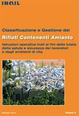 Gestione e classificazione rifiuti contenenti amianto
