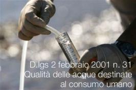 Decreto Legislativo 2 febbraio 2001 n. 31