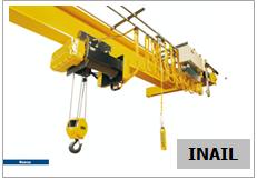 Piani di controllo per gli apparecchi di sollevamento - INAIL