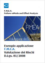 Esempio applicazione metodo FMEA alla Valutazione Rischio lavoro