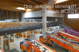 Quiz verifiche di idoneità del Responsabile tecnico   Update 06.2021