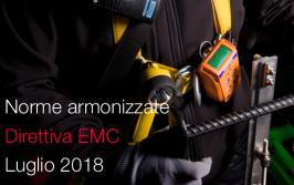 Norme armonizzate Direttiva EMC 2014/30/UE Luglio 2018