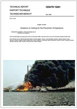 Technical Report CEN/TR 15281:2006: Guidance on Inerting for the Prevention of Explosions