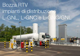 Bozza RTV impianti di distribuzione L-GNL, L-GNC e L-GNC/GNL