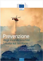 Prevenzione degli incendi boschivi basata sul territorio